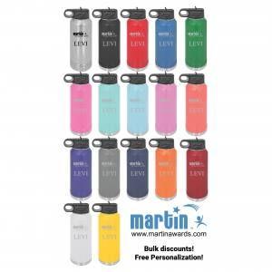 32 oz polar camel water bottles
