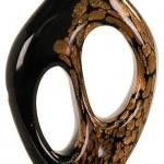 Mottled Depths Art Glass Award