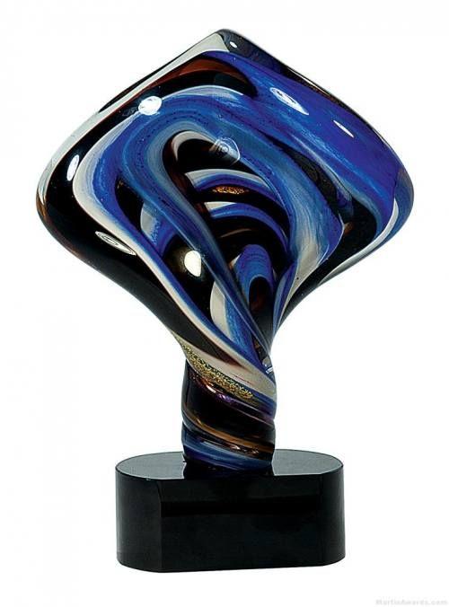 Water Spout Art Glass Award