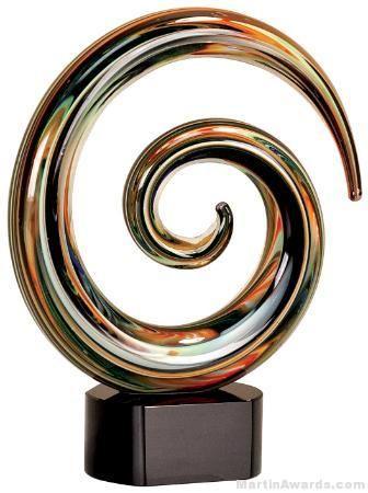 Riptide Art Glass Award