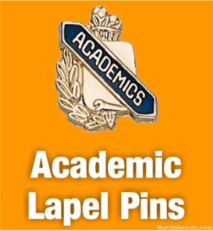 Academic Lapel Pins