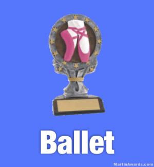 Ballet Trophies