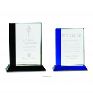 Edge Crystal Award