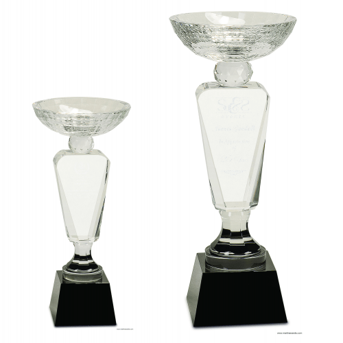Crystal Bowl Trophy