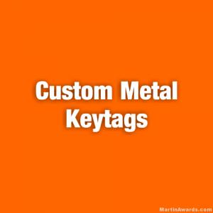 Custom Metal Keytags