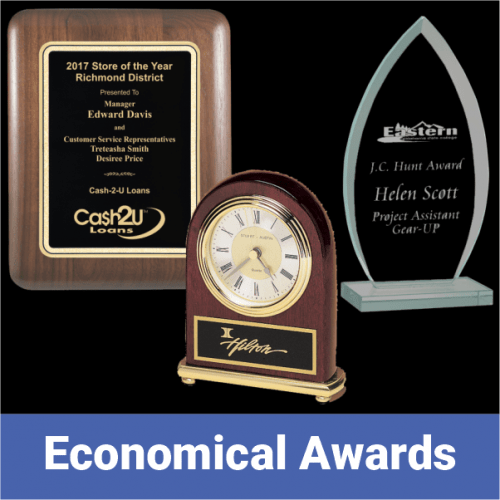 Economical Awards