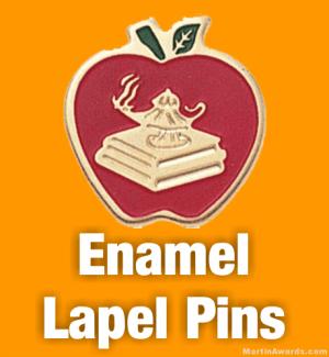 Enamel Lapel Pins