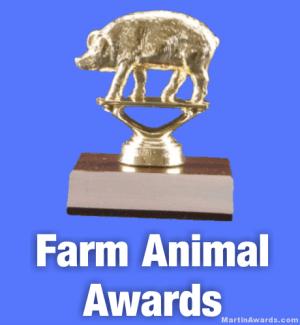 Farm Animal Awards