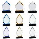 Fusion Impress Acrylic awards