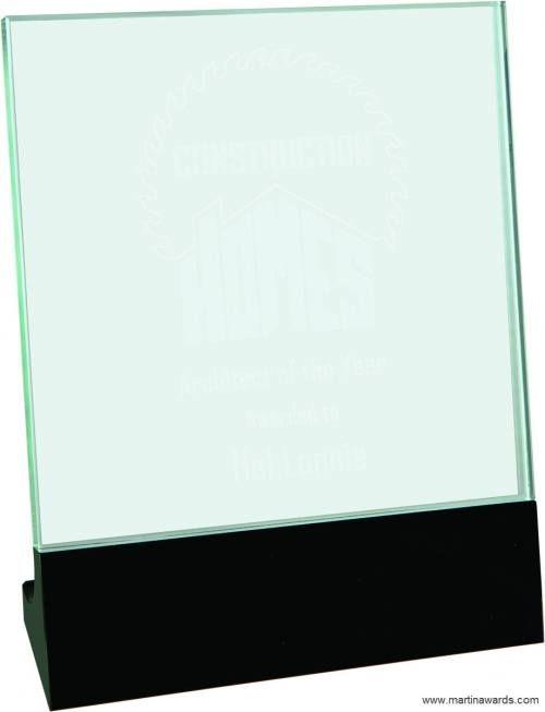 Premier Standup Glass Plaques