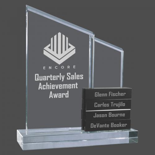 Crystal Perpetual Standup Award