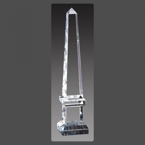 Obelisk Faceted Tower