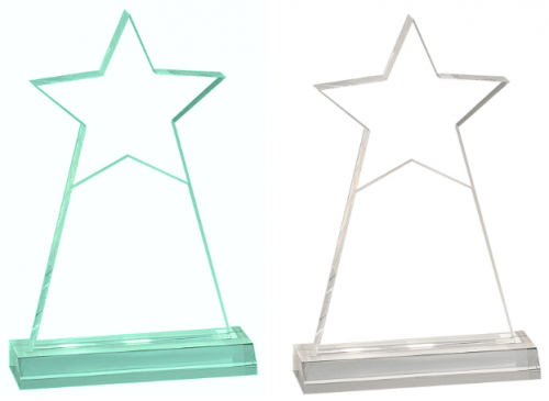 Star Obelisk Acrylic