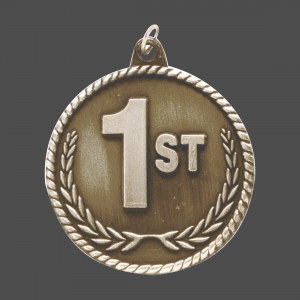 Gold 1st Place Medal