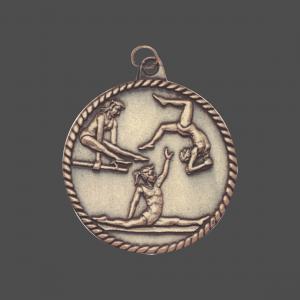 Female Gymnastics Medal