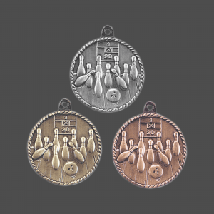 Bowling Medal