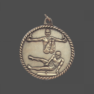 Men Gymnastics Medal