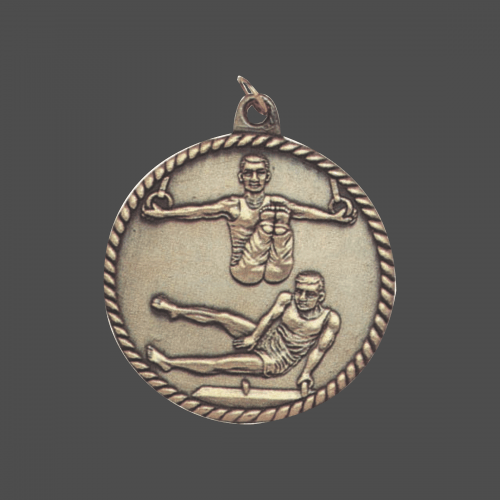 Men Gymnastics Medal