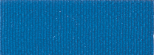 """7/8"""" Blue Neck Ribbon with Snap Clip"""