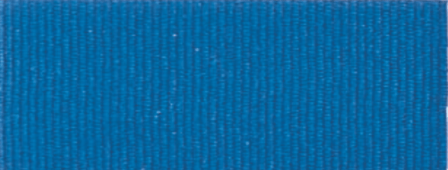 """1 1/2"""" Blue Neck Ribbon with Snap Clip"""