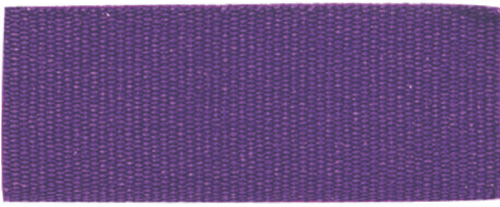 """1 1/2"""" Purple Neck Ribbon with Snap Clip"""