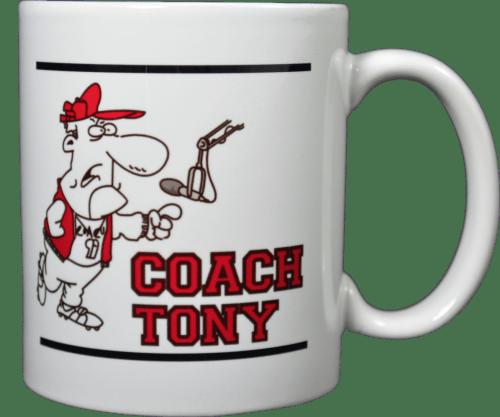 11 oz. White Full Color Sublimatable Ceramic Mug