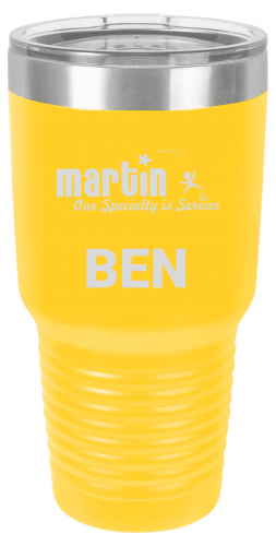 MA6075 - Yellow Polar Camel Tumbler