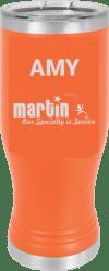 MA6121 - Orange Polar Camel Pilsner cup