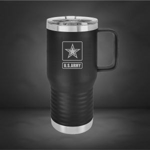Army Polar Camel Tumbler 20 oz with Handle