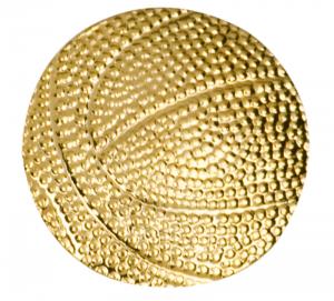 Basketball Lapel Pin