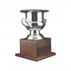 Silver-Plated Loving Cup