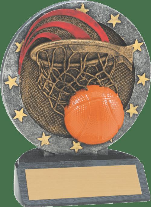 Short Basketball All Star Resin