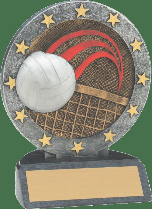 Short Volleyball All-Star Resin