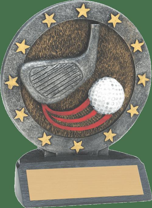 Short Golf All Star Resin