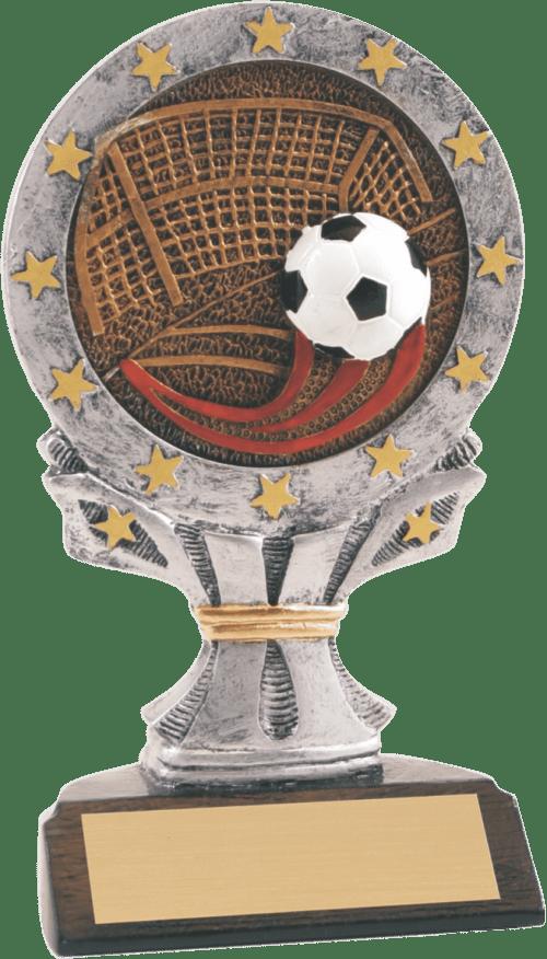 Taller Soccer All Star Resin