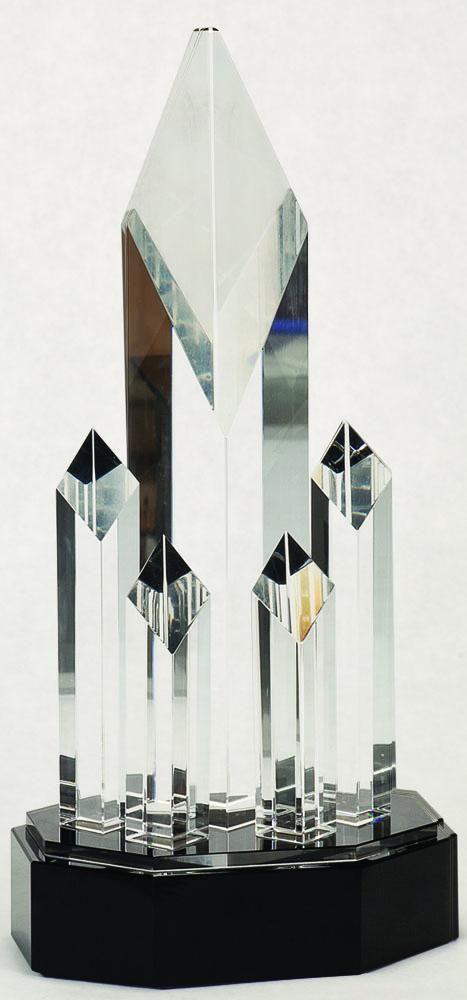 5 Rising Diamond Award
