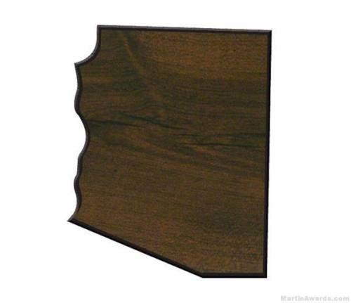 Arizona State Shaped Plaque