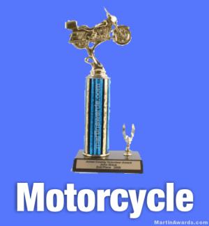 Motorcycle Trophies