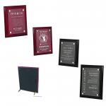 Piano Finish Floating Acrylic Awards 1