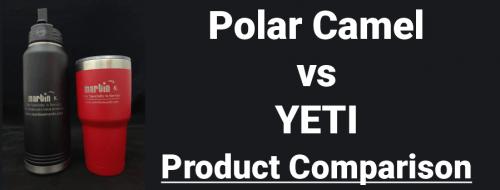 Polar camel vs yeti