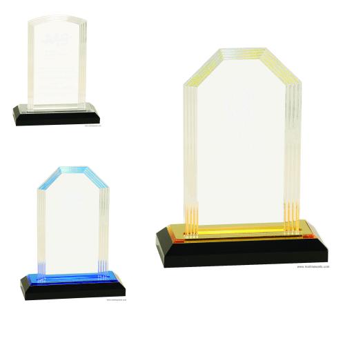 Clipped Corner Acrylics