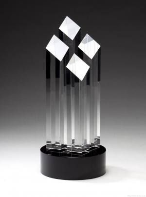 Crystal Slant Towers Award