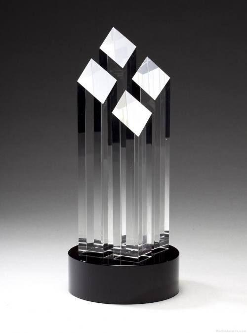 Crystal Slant Towers Award