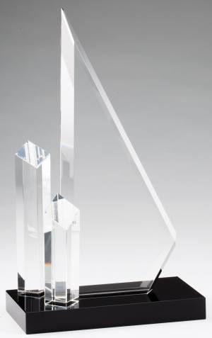 Convex Sails Crystal award