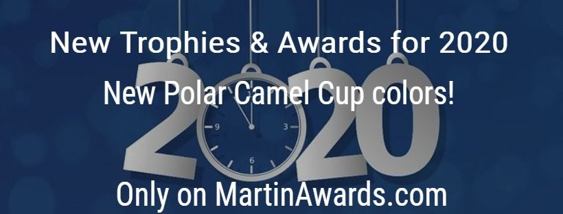 Exciting Trophies and Awards Added for 2020