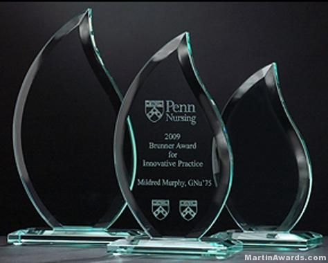 Flame Glass Award
