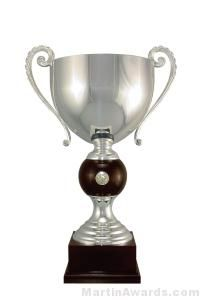Fairytale Silver Plated Trophy Cup