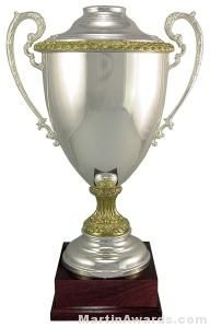 Classic Silver Plated Trophy Cup