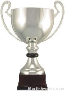 Martin Classic Silver Trophy Cup