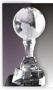 Large World Prism Crystal Glassptical Crystal Glass